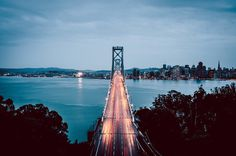 http://jaredchambers.tumblr.com/post/45821447044 #bay #photo #exposure #night #scenery #photography #sf #long