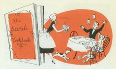 casserole-cookbook-1 | Flickr - Photo Sharing! #illustration #cook #book