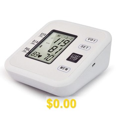 Home #Arm #Electronic #Blood #Pressure #Monitor #English #Blood #Pressure #Meter #Blood #Pressure #Meter #Gift #- #ARM #ENGLISH #VOICE