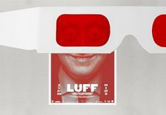 Lausanne Underground Film & Music Festival | Swiss Legacy #swiss #design #graphic #contemporary