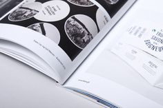 Futu magazine #layout #editorial #magazine #folios