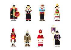 LE DUO - La suite Illustration #human #illustration #character #people