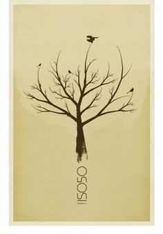 tumblr_lev0nam9qz1qdklr0o1_500.jpg (420×601) #tree #illustration #iso50 #poster