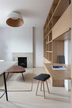 Mayfair Apartment by MWAI
