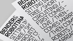 Post - Bender Type