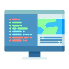 See more icon inspiration related to data, monitor, screen, browser, ui, multimedia, seo and web, edit tools, coding, programming, web page, development, website, interface, web design, application and computer on Flaticon.