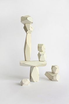 Balancing Blocks by Fort Standard #wood #blocks