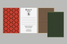 Urform - Project: Rikit Hair #card #identity #business