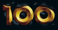 Baubauhaus. #blackgold #type #100