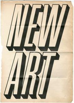 Typography #art #typography #new #shadow