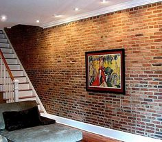20 Clever and Cool Basement Wall Ideas #basement #wall #decor