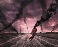 Surreal Photography by Rob Woodcox #surreal #photography #inspiration