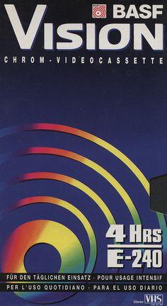 VHS Case #vhs #tape #80s