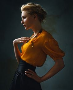 Merde! - Cate Blanchett #fashion #photography