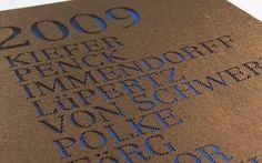 ID&CO: Ein Katalog wie ein Kunstwerk #cut #soura #idco #laser #art #brochure