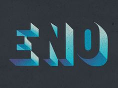 Eno-experiment #type