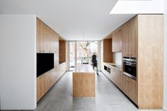 Alexandra Residence by NatureHumaine #interior #kitchen #design
