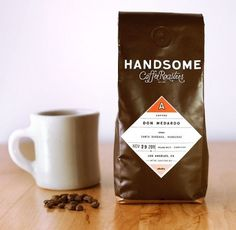 Dear Coffee, I Love You. | A Coffee Blog for Caffeinated Inspiration. #packaging #coffee #package