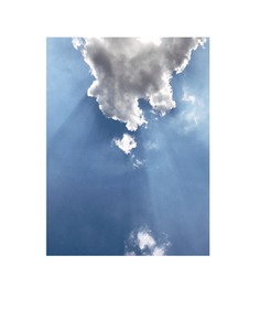 #sky #cloud #sunray PHOTOGRAPHIE © [ catrin mackowski ]