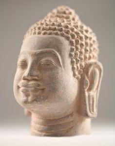 Studio curio #3: Buddha head   News and views