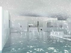 Modern Louvre – Abu Dhabixe2x80x99s art Museum #art #museum #art museum #louvre