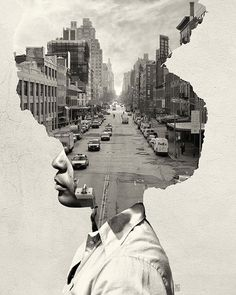 Where Is My Mind by Andrea Costantini #poster