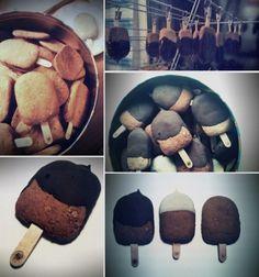 Pinnwand-Fotos #studioastic #bakery #woame #christmas #eislutscher