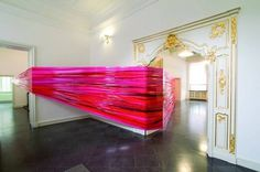 Martin Pfeifle Art Installation | TrendLand: Fashion Blog & Trend Magazine #art