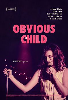 Obvious Child - Sundance Poster
