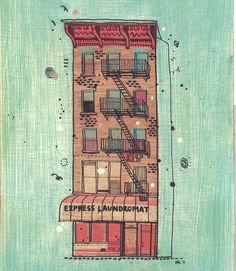 Illustrated New York – James Gulliver Hancock