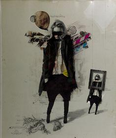 by buentypo: cover magazine