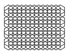 Modern, Pattern