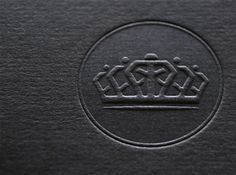 Crowne Chauffeur Services : Lovely Stationery . Curating the very best of stationery design #crown