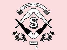 Scissor Society lesbian lgbt art https://broadly.vice.com/en_us/article/9ae73v/learning-to-be-a-lesbian-online