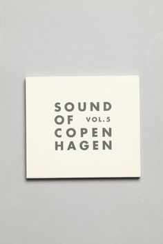 Sound of Copenhagen  Philip Battin Studio