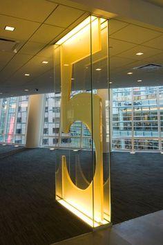 #Verre #5 #Jaune #Yellow #Signage #Stairs #Etage #Floor