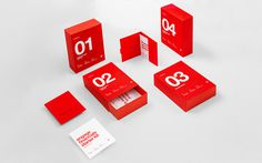 (1) Tumblr #design #graphic #identity #red