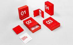 (1) Tumblr #design #graphic #identity #red