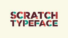 Scratch Typeface