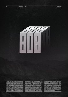 808 on the Behance Network #music #808 #poster #ego