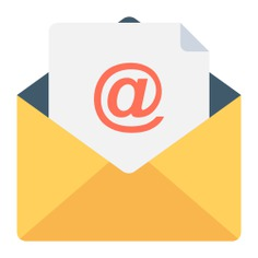 See more icon inspiration related to mail, letter, email, social, stamp, postcard, communications and interface on Flaticon.