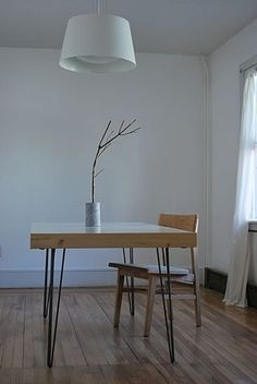 FFFFOUND! | Farmidable: Design, Illustration, Desktop Wallpaper #table #modern