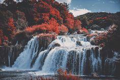 #waterfall #landscape