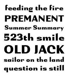 NEW - Debelly™ : Tour de Force Font Foundry #typeface