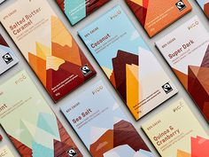Pico - Chocolate packaging