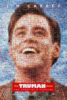 the truman show #poster #cinema #movie