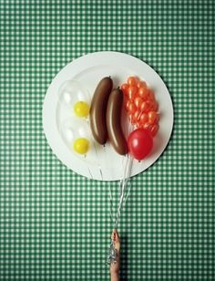 Design Fodder (Fauxfood photo by David Sykes.)