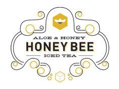 Dribbble - Honey Bee Logo Final by Haruko Hayakawa #logo #honey #bee