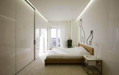 Dubrovka Apartment by za bor architects #interior #minimalist #minimal #space