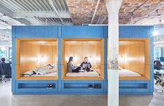 Casper Headquarters in New York City by Float Studio 2